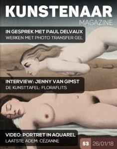 Extra dik nummer van Kunstenaar Magazine