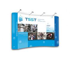 Beurswand TSST